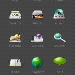 Dolores – Design d'interface utilisateur Android