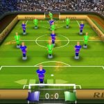 Magnetic Sports Soccer – Nexus One versus iPhone en vidéo