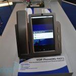 MSI MS-9A31 – Terminal de vidéoconférence VOIP sous Android