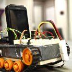Commander un robot avec votre Android Phone