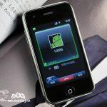 Miphone A3 – Un clone de l'iPhone sous Android