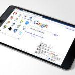 Une tablette tactile by Google pour l'année 2012