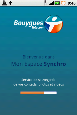 bouygues telecom espace synchro suivi conso bbox et ici info android franceandroid france. Black Bedroom Furniture Sets. Home Design Ideas