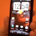 HTC Incredible – Vidéo de prise en Main