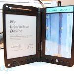 LiSeng Vbook – eReader double écran sous Android
