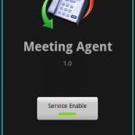 Meeting Agent – Mettez votre terminal en veille selon vos RDV