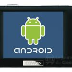 Le Cowon D3 pourrait sortir sous Android