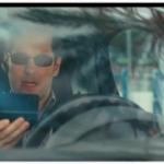 Une apparition du HTC G1 au cinéma