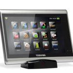 Toshiba prépare aussi une tablette tactile sous Android