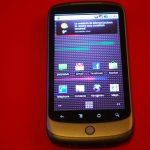 Nexus One – La vente sur le site de Google c'est fini