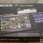 Archos 7 Home Tablet – La présentation officielle française