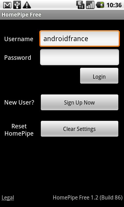[SOFT] HOMEPIPE : Vos fichiers disponibles de n'importe où [Gratuit et Payante] Device1