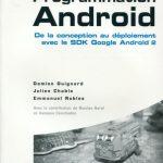 Eyrolles propose un nouveau livre «Programmation Android»