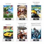 10 jeux 3D Gameloft sous Android la plupart ne fonctionnent pas