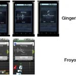 Android Gingerbread – Des images de la prochaine version d'Android ?