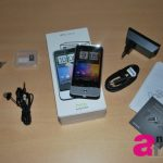 HTC Legend – Photos de prise en main