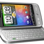 HTC Vision – Un HTC à clavier nouvelle génération