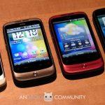 HTC Wildfire – Prise en main en photos et vidéo