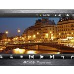 Archos 7 Home Tablet – Le site Archos ça c'est fait, prochaine étape le Store