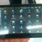 Quatre Tablettes tactiles sous Android