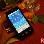 Qiji – Un prototype sous Android Eclair venu d'Asie