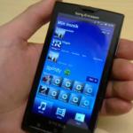 Le Sony Ericsson Xperia X10 aura Spotify pré-installé