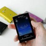 Sony Ericsson Xperia X10 Mini – Vidéo de présentation officielle