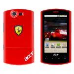 Acer Liquid E Ferrari – Présentation officielle