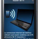Samsung Galaxy S – Partage 3G en wifi natif sans Froyo