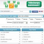 Appcity – Le moteur de recherche d'applications mobile multi-plateforme