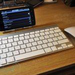 Dell Streak – Le confort d'un clavier et d'une souris bluetooth