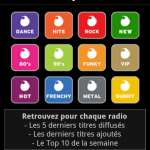 Hotmixradio – Superbe application de streaming de webradio thématique
