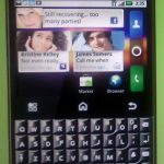 Motorola Charm – Un blackberry avec Motoblur ?