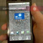 Motorola Xtreme – 2 photos de plus pour le Droid 2