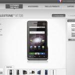 Le Motorola Milestone XT720 est officiel