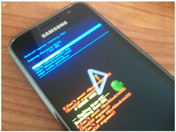 Data recovery from internal storage without root