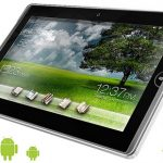 ASUS EP101TC – Android à la place de Windows CE
