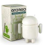 Bugdroid – Personnalisez votre figurine de la mascotte Android