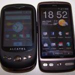 Alcatel OT-980 – Premier test du terminal