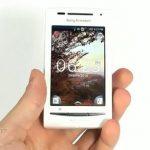 Sony Ericsson Xperia X8 – Nouvelle vidéo