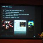 Adobe Air disponible sur android en fin d'année 2010