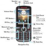 Motorola i886 – 2 claviers et IDEN