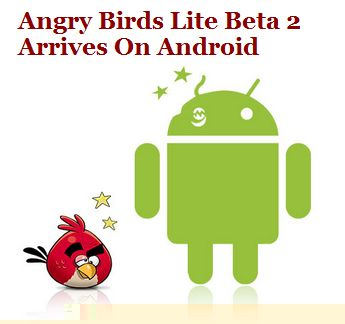 Angry birds propose une nouvelle version lite beta 2 - Jeu info angry birds ...