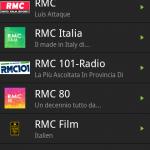 TuneIn – Rajoutez la radio FM à votre terminal (enfin presque)
