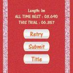 Finger Race – Le jeu qui va vous faire faire des Km avec vos doigts