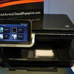 HP Photosmart eStation – Prise en main