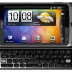 HTC Desire Z – HTC fait le pari du clavier physique