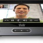 Cisco Cius – Une tablette Android dédiée à la visio-conférence pour 2010