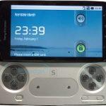 Le Sony Ericsson Playstation Phone en photo ?