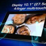 Toshiba Folio 100 – Une vidéo promo de la tablette